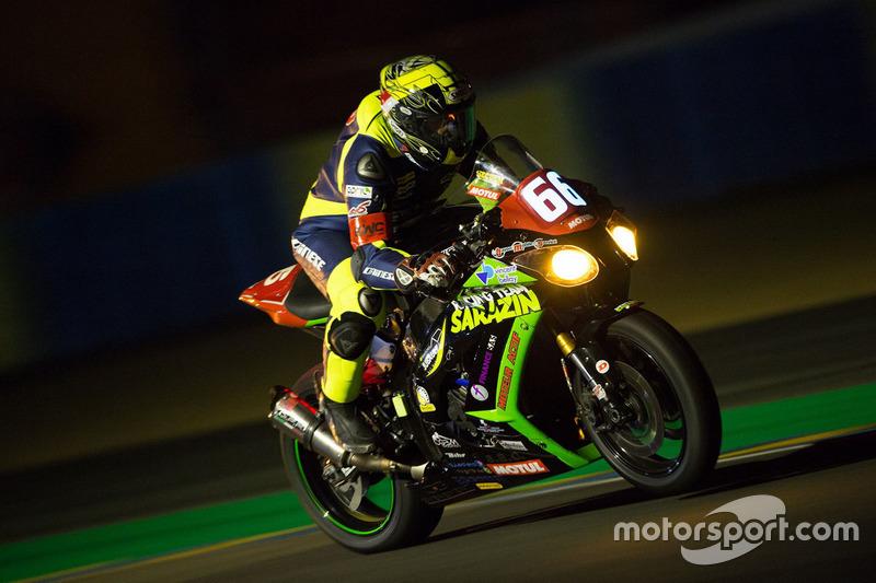 #66 Kawasaki: Fabrice Auger, Adrien Ganfornina, Julien Diguet