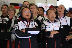 Membri del team Toyota Racing