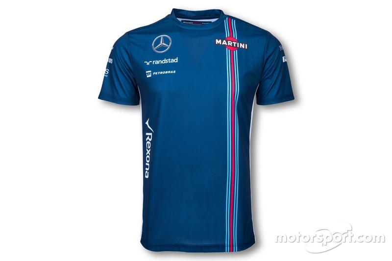 T-shirt Williams 2016