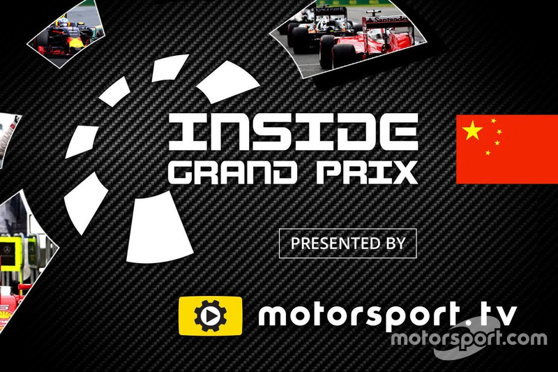 Inside Grand Prix China 2016
