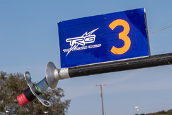 The Racer's Group signage