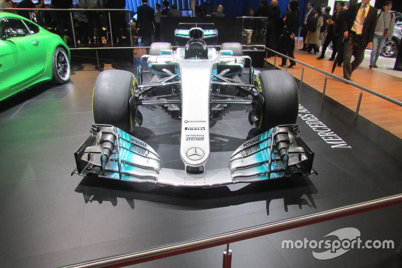 Petronas F1 W08 EQ Power+