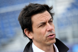 Toto Wolff Mercedes AMG,