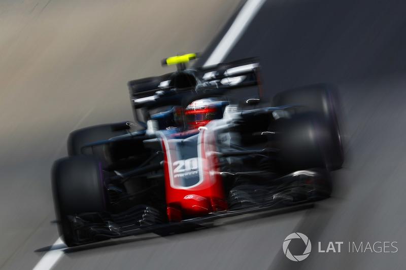 11. Кевін Магнуссен, Haas F1 Team VF-18