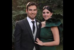 Sergio Pérez y Carola Martínez