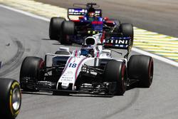 Ленс Строл, Williams FW40, Брендон Хартлі, Scuderia Toro Rosso STR12