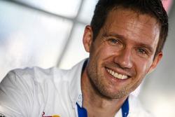 Scott Martin, Citroën World Rally Team