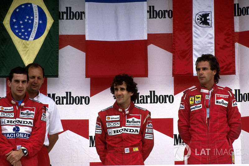 По три победы в Гран При Мексики на счету у Lotus, McLaren и Williams