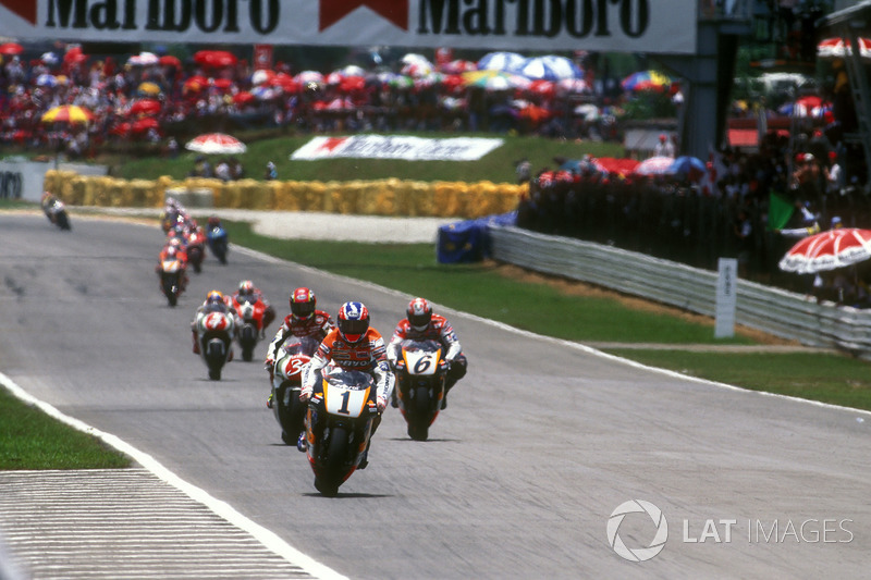 1995 - Mick Doohan, Repsol Honda Team
