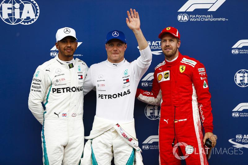 GP de Austria: Bottas vence a Hamilton por 19 milésimas