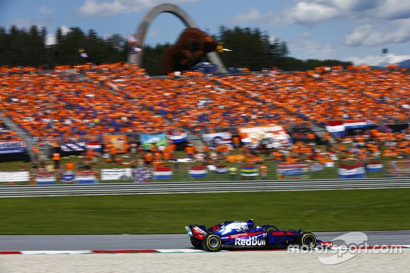 P11: Pierre Gasly, Toro Rosso STR13