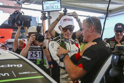 Ganador Ott Tanak, Toyota Gazoo Racing, Tommi Makinen