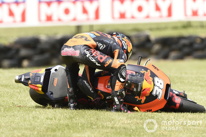 MotoGP Australia: Bradley Smith, Red Bull KTM Factory Racing