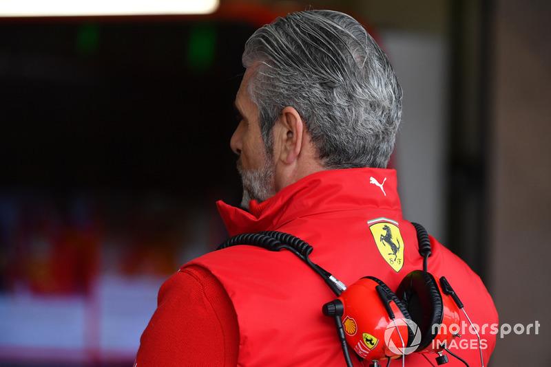 Керівник Ferrari Мауріціо Аррівабене