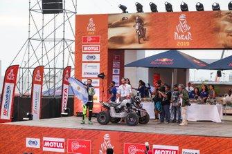 Podium : GM Motorsport: Gaston Ariel Mattarucco