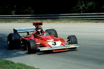 Jacky Ickx, Ferrari 312