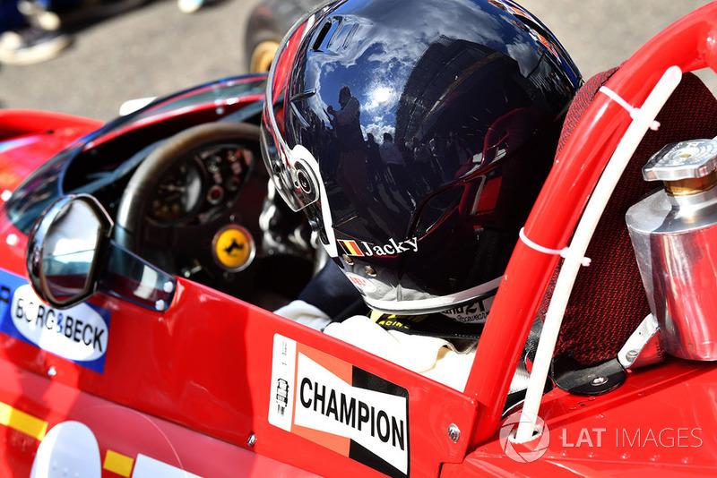 Jacky Ickx, Ferrari 312B