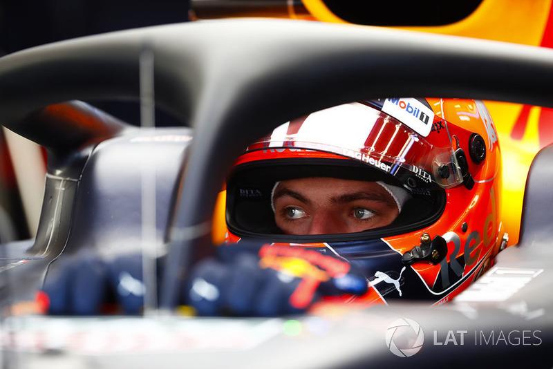 3 місце — Макс Ферстаппен, Red Bull. Умовний бал — 28,15
