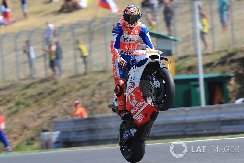 MotoGP Ceko: Jack Miller, Pramac Racing