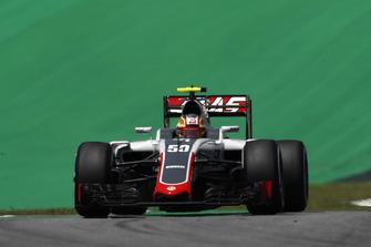 Charles Leclerc, Haas VF-16 Ferrari