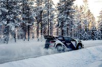 Valtteri Bottas M-Sport Ford onthulling