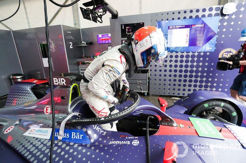 Sam Bird, Envision Virgin Racing sube a su Audi e-tron FE05