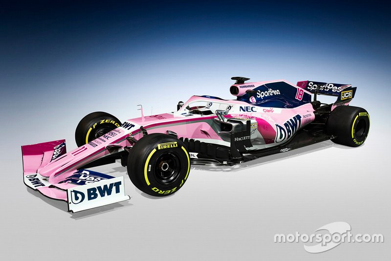 2019: Racing Point RP19