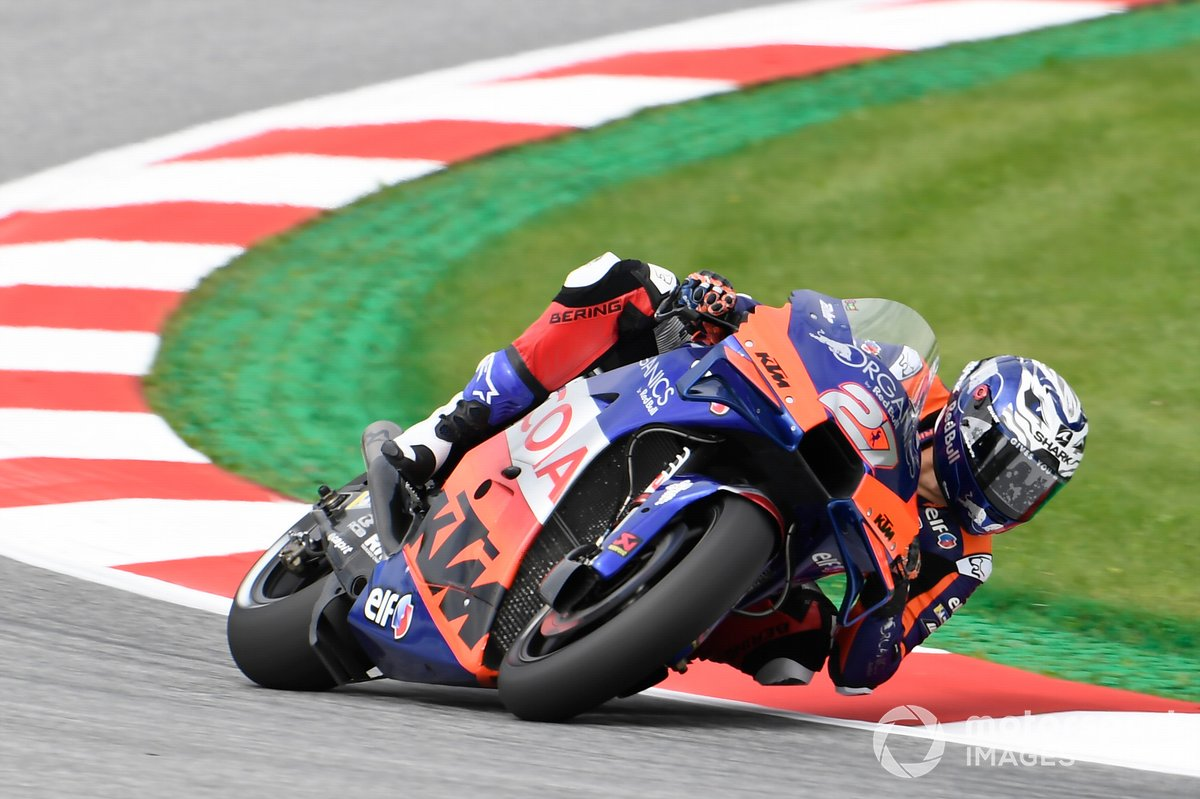P16 Iker Lecuona, Red Bull KTM Tech 3