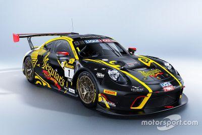 Anuncio Porsche Team
