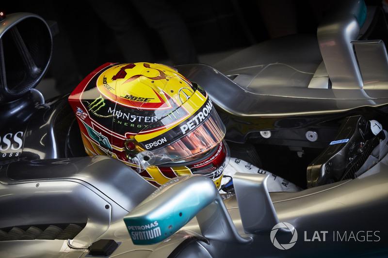 Monaco - Lewis Hamilton