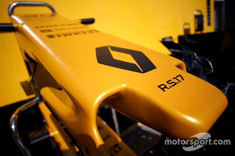 Logo de Renault Sport F1 Team