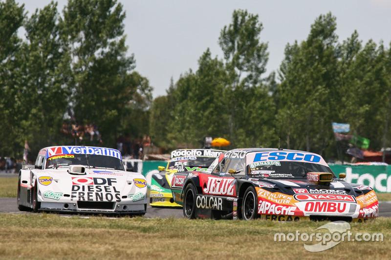 Guillermo Ortelli, JP Racing Chevrolet, Leonel Sotro, Di Meglio Motorsport Ford