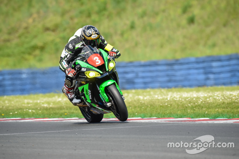 29. #3 AM Moto Racing Competition – Adrien Ganfornina, Alexandre Ayer, Alex Plancassagne – DNF