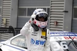 Polesitter: Lucas Auer, Mercedes-AMG Team HWA, Mercedes-AMG C63 DTM
