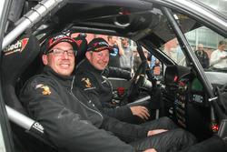 Christian Blanchard, Frédéric Helfer, Renault Clio S1600, Rally Team Christian Blanchard-Frédéric Helfer