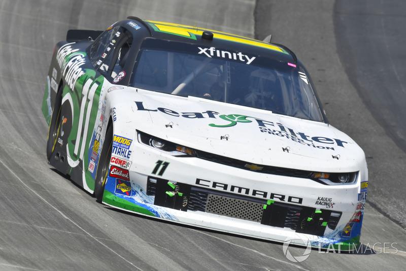 Blake Koch, Kaulig Racing, Chevrolet