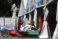 Teambereich, ABT Schaeffler Audi Sport