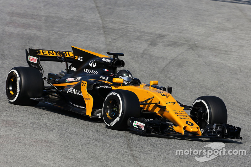 #3: Renault RS17