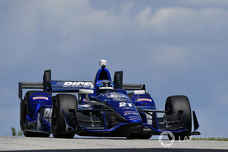 J.R. Hildebrand, Ed Carpenter Racing Chevrolet