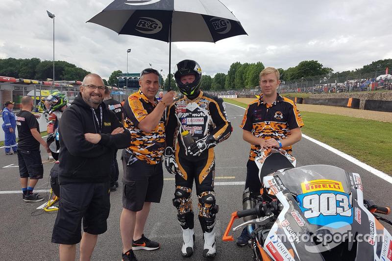 Mark Fincham, Superbikes BSB