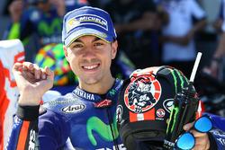 Polesitter Maverick Viñales, Yamaha Factory Racing