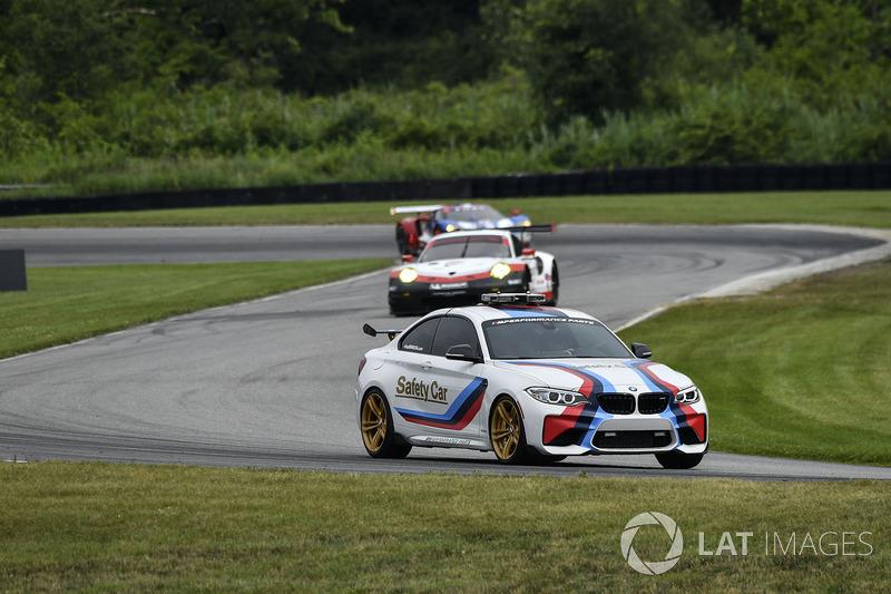 BMW Pace Car