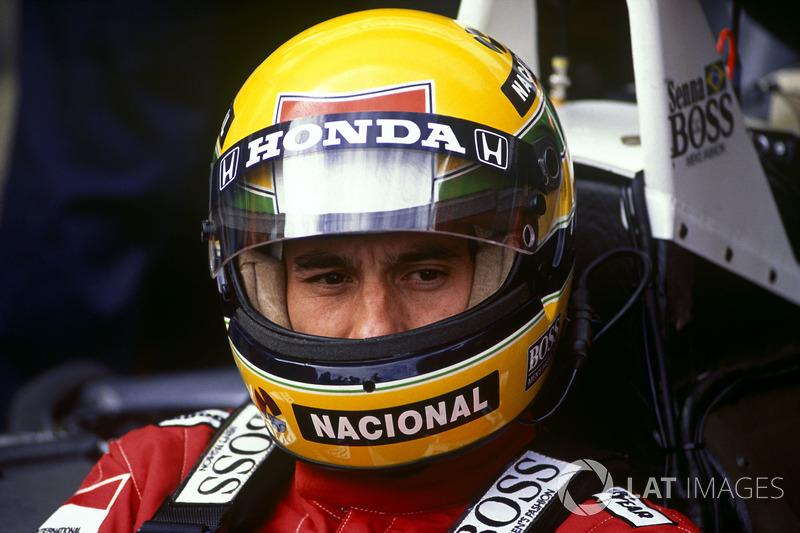 Senna kembali menjuarai GP Belgia pada 1988 dan terus berlanjut hingga 1991.