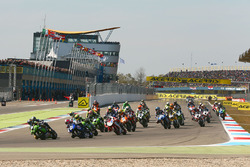 Start: Kenan Sofuoglu leads
