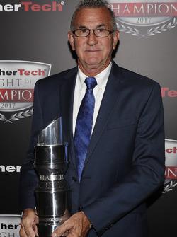 PC Champion Brent O'Neill