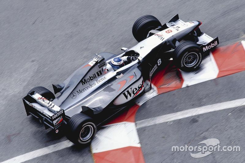 3 McLaren MP4/13 - 1998