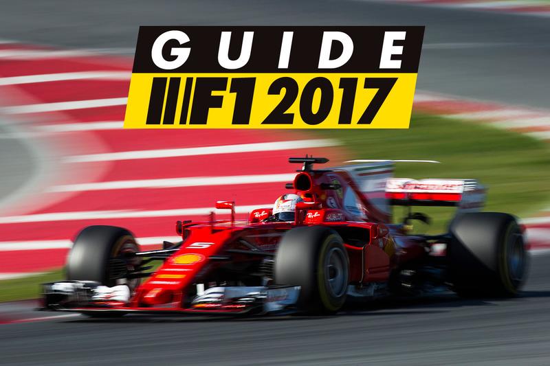 Formule 1 Guide F1
