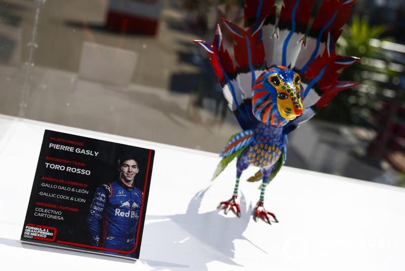 Статуетка П'єра Гаслі, Toro Rosso