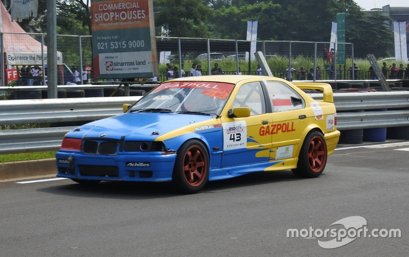 M Fadli Immammuddin, Gazpoll Racing Team, ETCC 2000