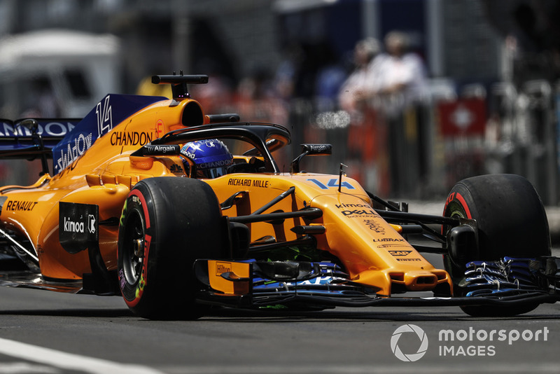 McLaren grapt in VT3